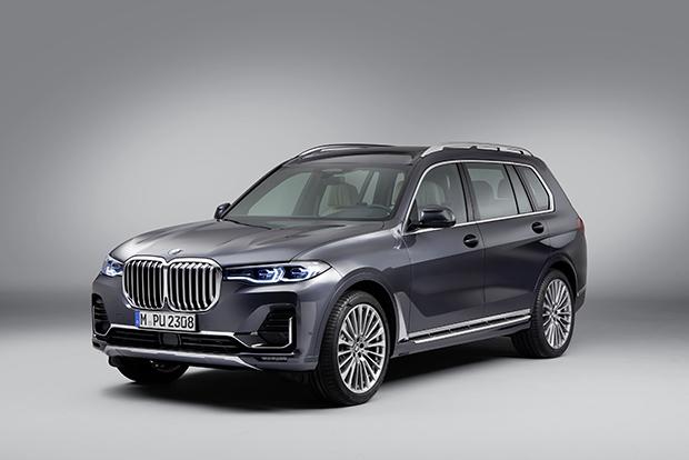 BMW announces X7 flagship SUV
