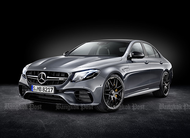 2018 Mercedes-AMG E63 S 4Matic+: Thai pricing and specs