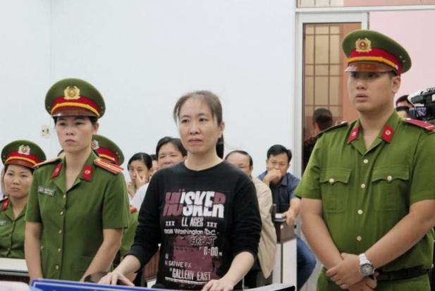 Vietnam Releases 'Mother Mushroom' Blogger to U.S.