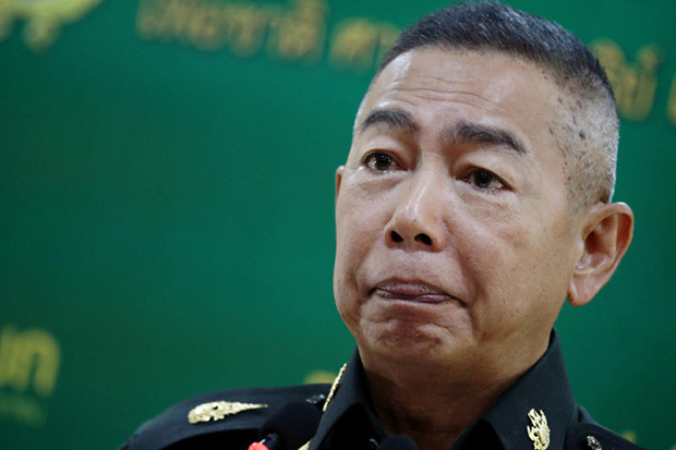 Army chief's refusal to rule out another coup draws ire