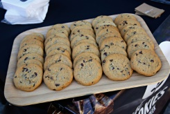 Students in LA given cookies baked with grandfather's ashes