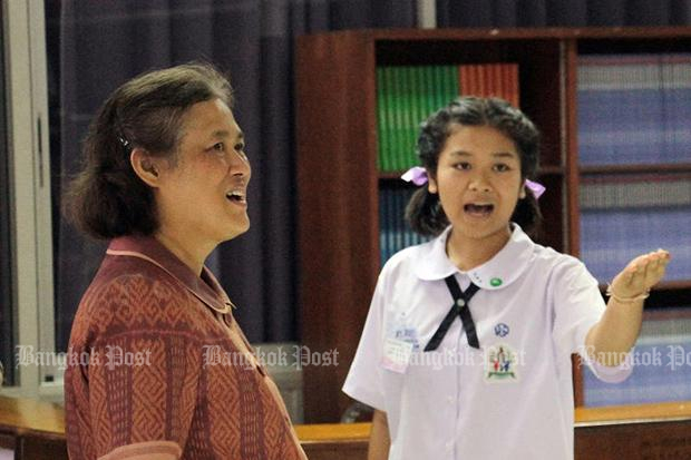 Unicef presents Princess Sirindhorn with award