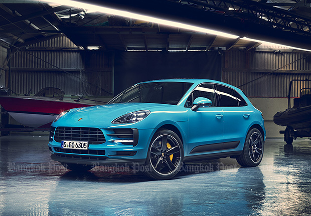 2018 Porsche Macan facelift: Thai pricing and specs