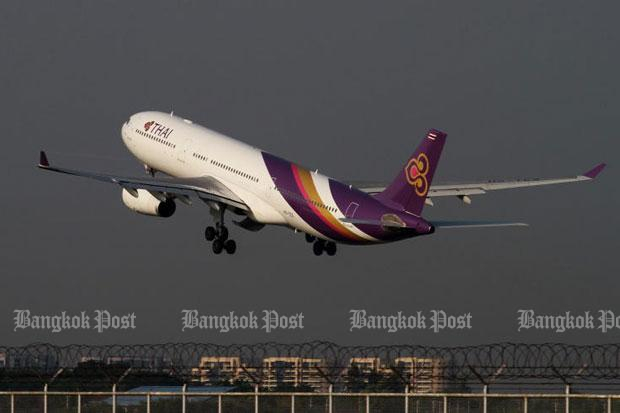 THAI 'sorry' passengers forced to vacate seats for crew