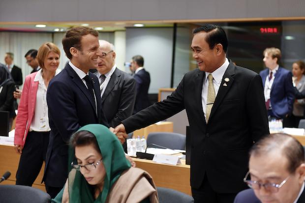 Prayut: Belgium trip a success