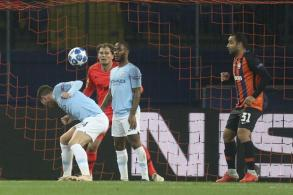 Champions League: City win, United blanked