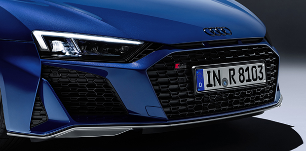 Audi R8 gets more power for 2019 | Bangkok Post: auto