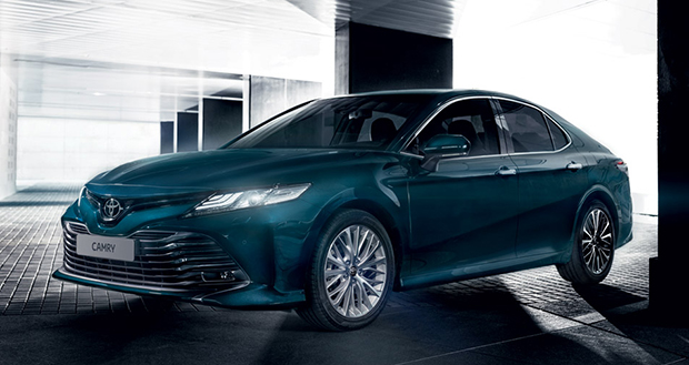 2018 Toyota Camry: Thai prices and specs | Bangkok Post: auto