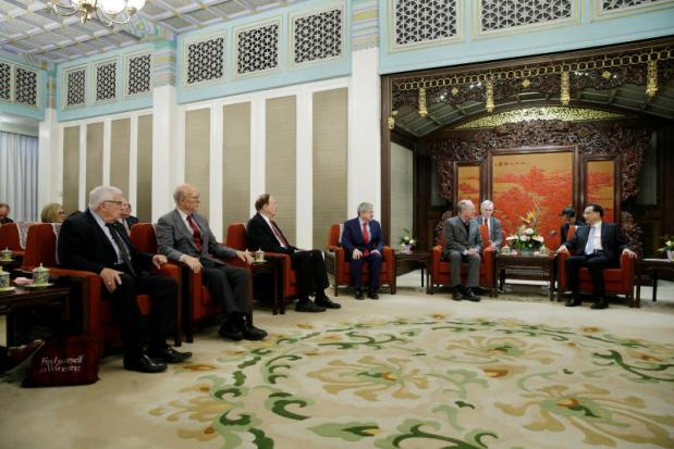 China premier: Sino-US ties can get back on normal track
