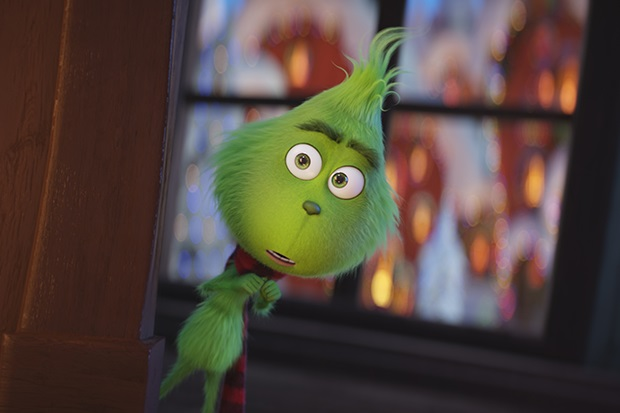 The Grinch wants to steal Christmas