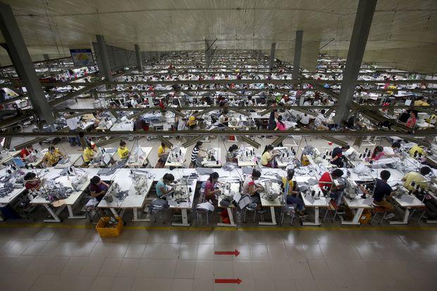 Vietnam garment exports surge on US-China trade war | Bangkok Post: news
