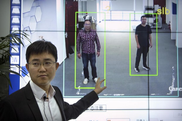 Chinese 'gait' surveillance IDs people by how they walk
