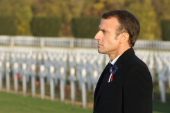 Macron stokes anger by calling Petain 'great' WWI soldier | Bangkok Post: news