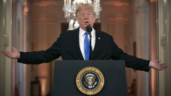 Midterm election a 'big day' for Republicans: Trump | Bangkok Post: news