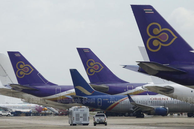 THAI's loss doubles in Q3
