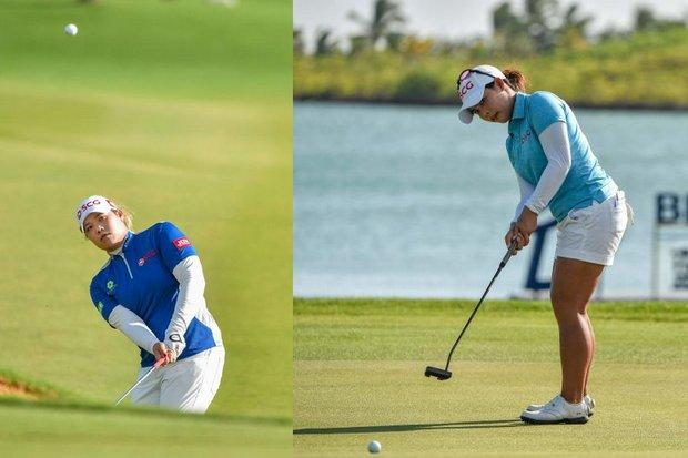 Ariya Jutanugarn leads Blue Bay LPGA by 4 shots