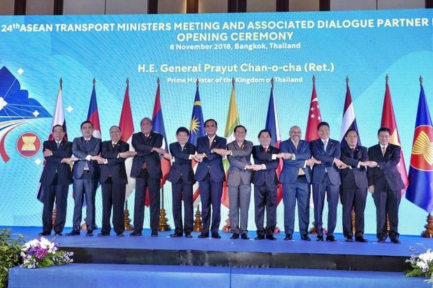 Transport links 'would buoy Asean to new high'