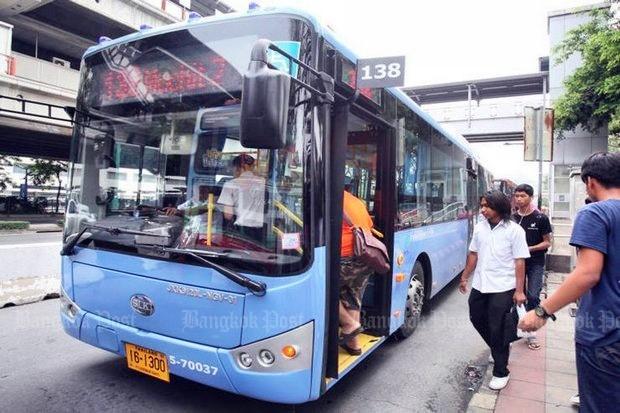 BMTA set to welcome new NGV bus fleet