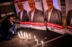 Turkey, France spar over Khashoggi killing | Bangkok Post: news