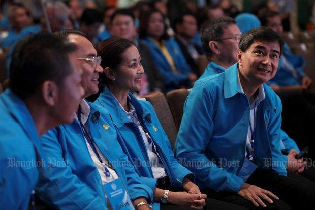 Abhisit vows to address income gap | Bangkok Post: news