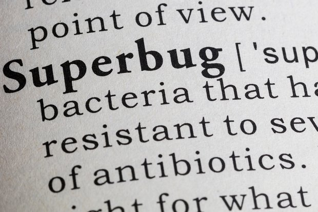 Time to step up the campaign against 'Superbugs'