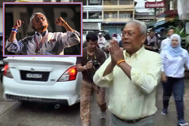 Suthep's fall from grace gathers pace