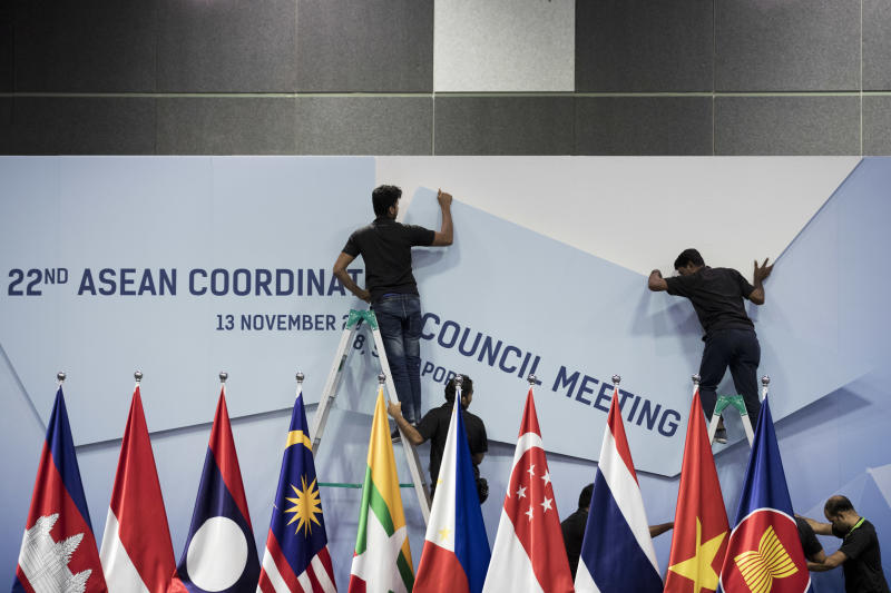 China-backed RCEP trade deal pushed back to 2019