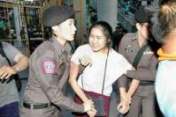 Thai activist gets political refugee tag