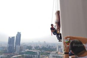 Dead Norwegian found hanging from Pattaya rooftop