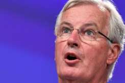 Brexit deal caps Barnier's return from the wilderness | Bangkok Post: news