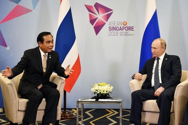 Thailand assumes Asean chairmanship | Bangkok Post: news