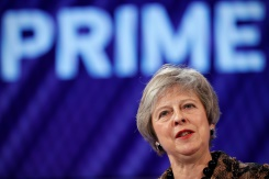Days from summit, May takes Brexit battle to Brussels | Bangkok Post: news