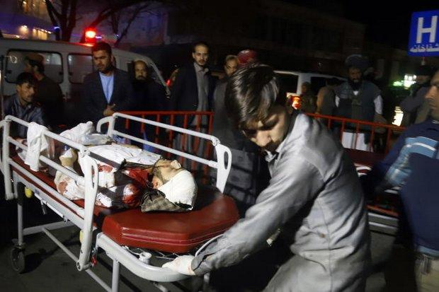 Dead, 60 Injured in Bombing at Kabul Wedding Hall