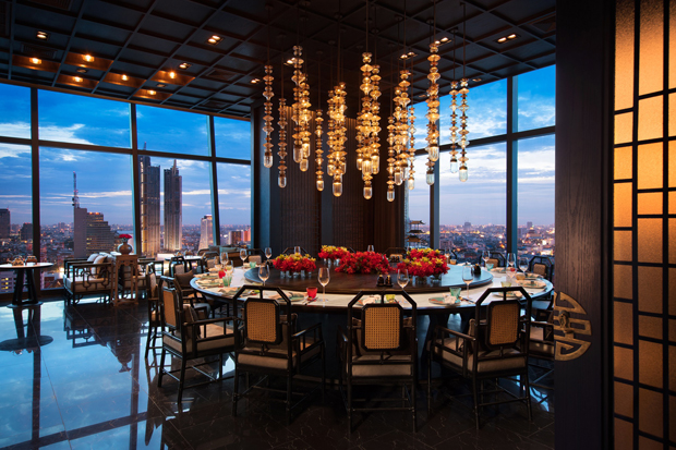 Celebrating Christmas and New Year in style with a range of heart-warming festive dining promotions and activities at Bangkok Marriott Hotel The Surawongse