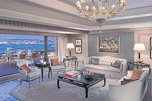 Living the suite life in the world's priciest hotel rooms