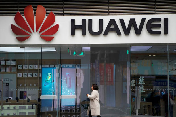 Japan set to exclude Huawei, ZTE from gov't procurement