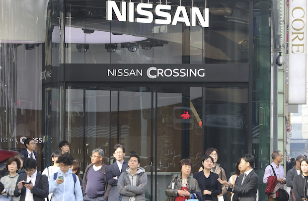 Nissan also facing charges over Ghosn
