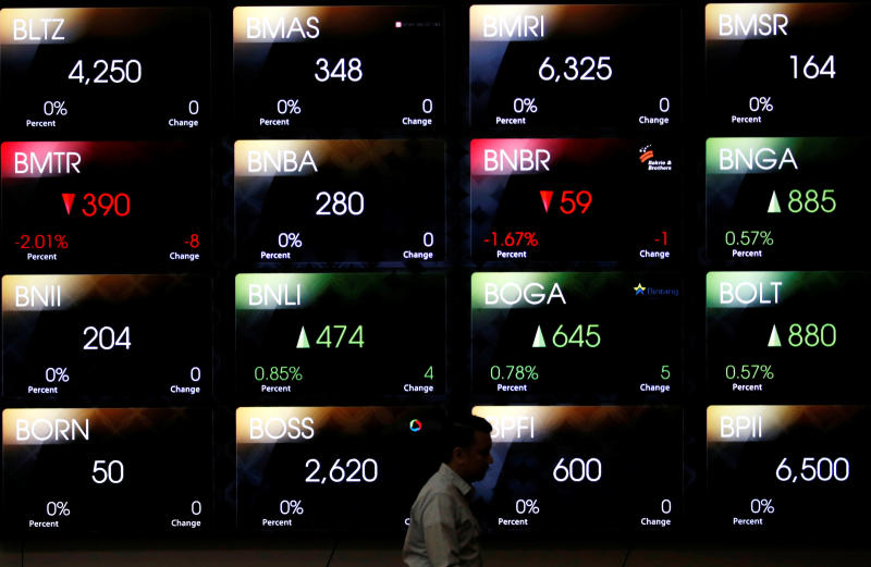 Philippine shares lead Southeast Asia stock slide