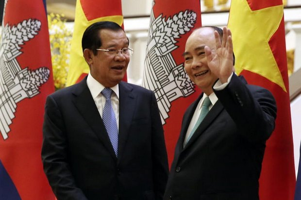 Cambodia's key role in regional security