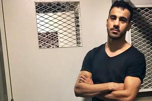 Refugee Bahraini footballer detained for 60 more days