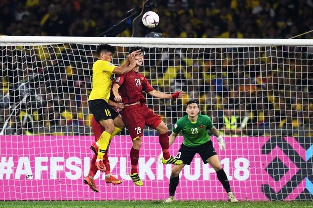 Malaysia hold Vietnam in Suzuki Cup final