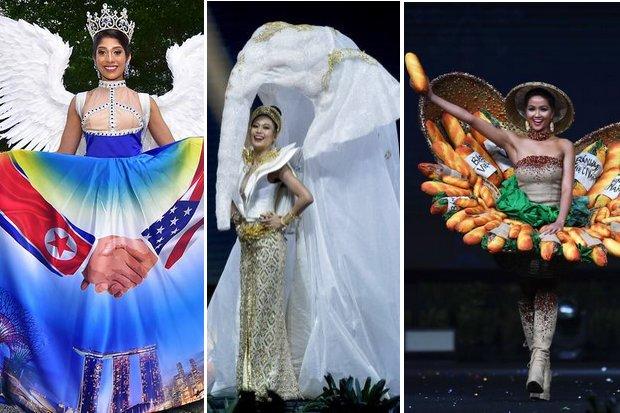 Miss Universe lovelies sashay into Thailand