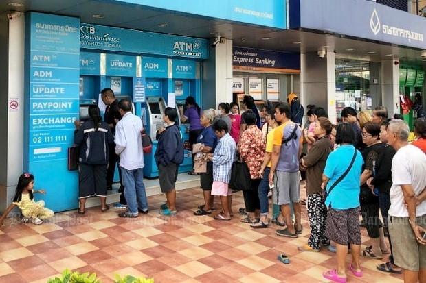Fake paupers exploiting state welfare cards, says PM | Bangkok Post: news