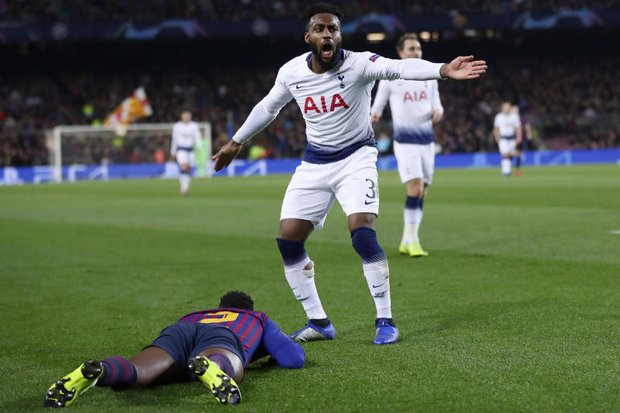 Spurs through in Champions League drama