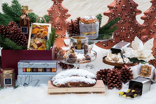 Fabulous festive hampers