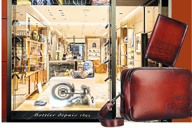 World-renowned Parisian shoemaker here at last
