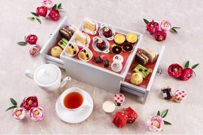Tsubaki afternoon tea