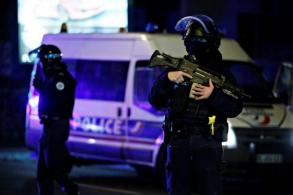 Three killed in France market shooting