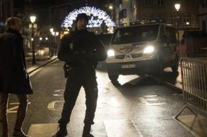 'Flagged radical' hunted after attack at Strasbourg market