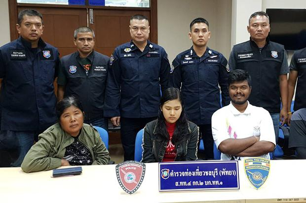 Illegal Indian tour guide arrested in Pattaya | Bangkok Post: news